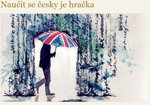 Naučit se česky je hračka